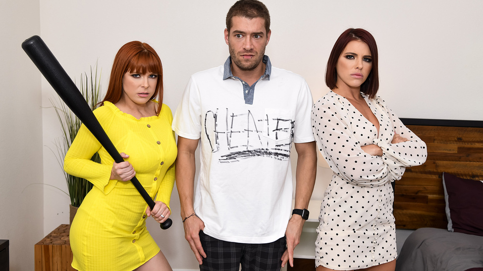 The Malcontent Mistress: Part 1 (Adriana Chechik, Penny Pax) [Brazzers]
