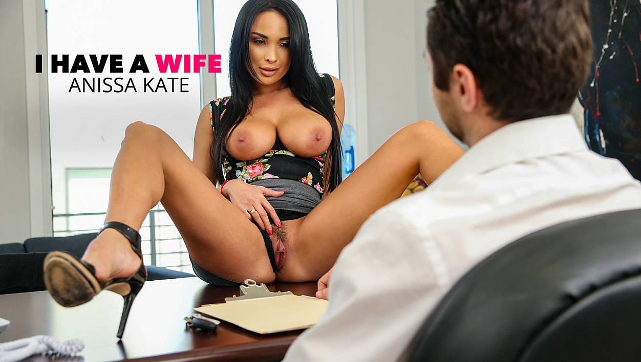 [I Have A Wife] Anissa Kate, Brad Sterling (Anissa Kate Fucks The Car Salesman To Get A Better Deal!!!! / 05.02.2020)