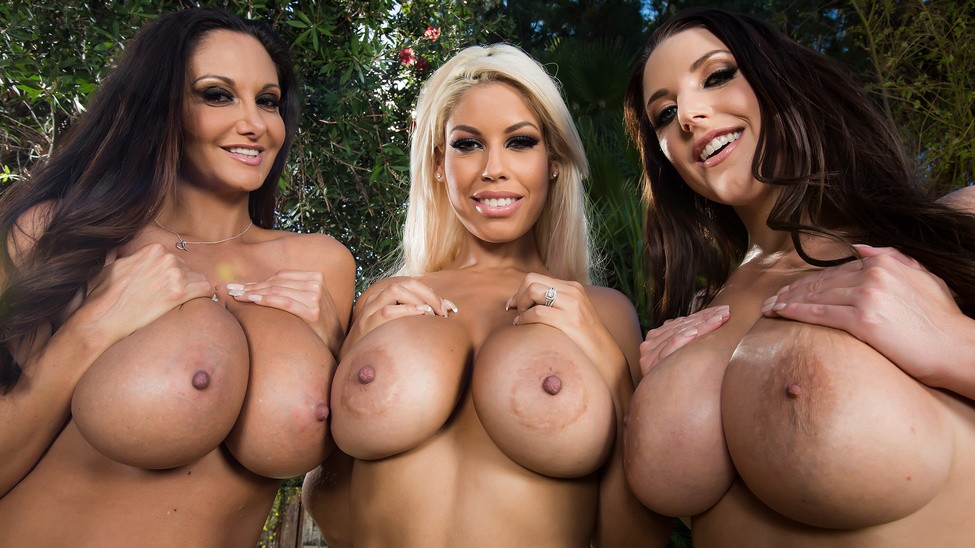 Best Of Brazzers: Titty Tuesday (Angela White, Ava Addams, Bridgette B, Codi Vore, Dillion Harper, Kylie Page, Lena Paul, Nekane Sweet) [Brazzers]