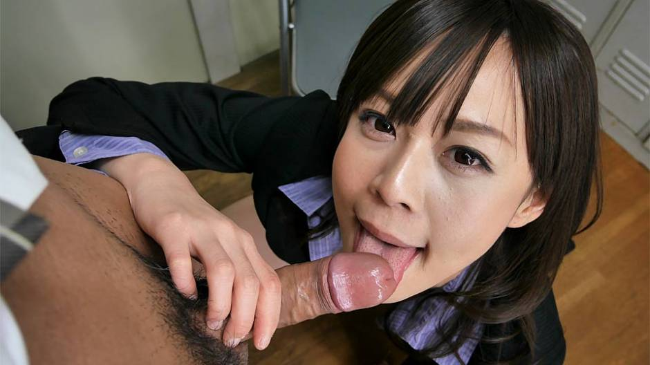 [NewOfficeLady] Asuka Kyono (Blows Her Colleague In The Office / 05.20.2020)