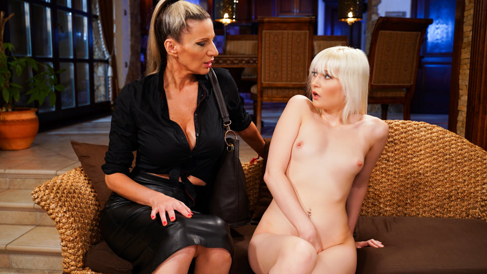 [OldYoungLesbianLove] Conchita, Miss Melissa (Step-Mom Saves The Night / 05.20.2020)