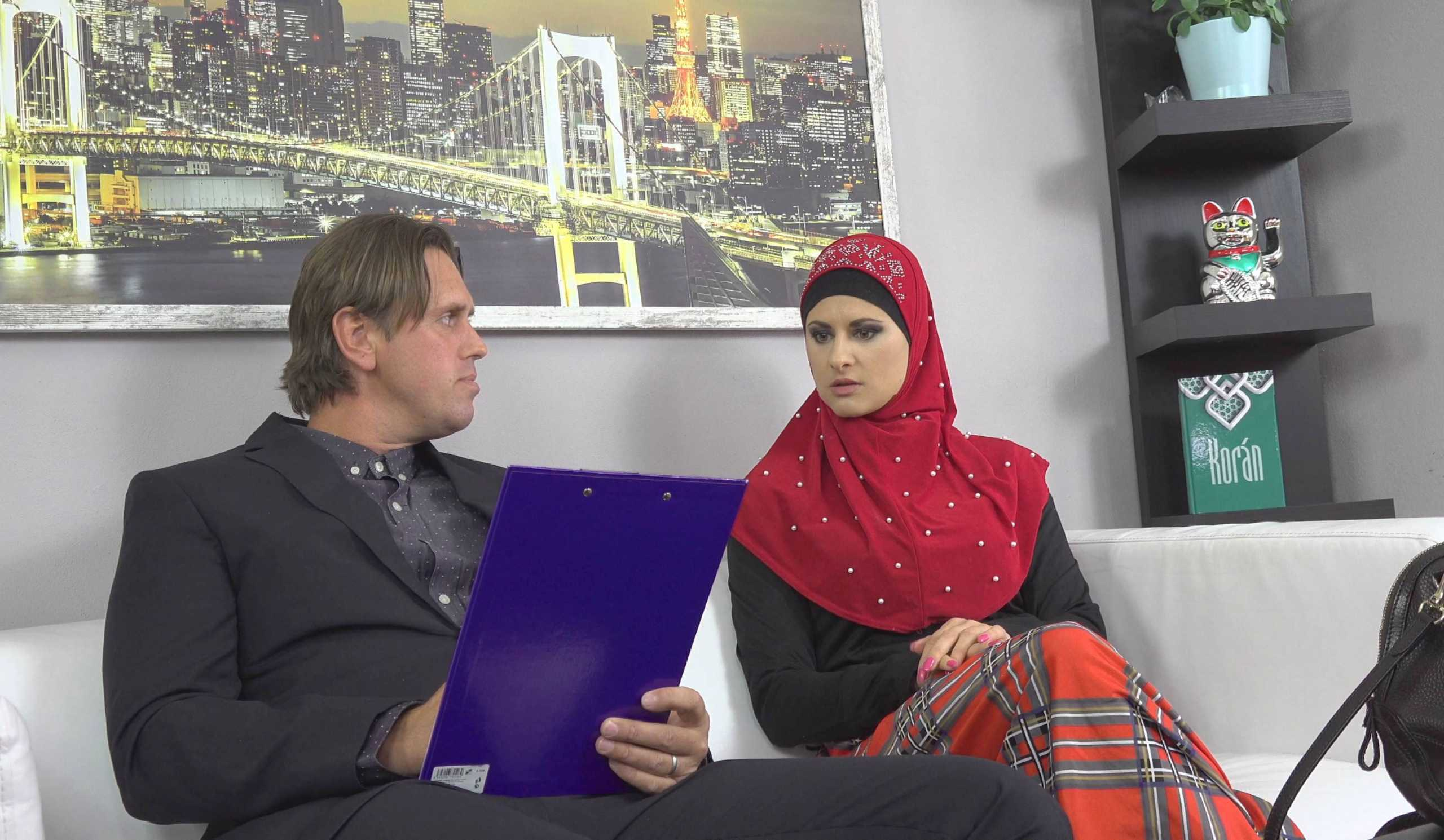 [SexWithMuslims] Billie Star (Lawyer Settles For Fine Muslim Pussy / 05.01.2020)