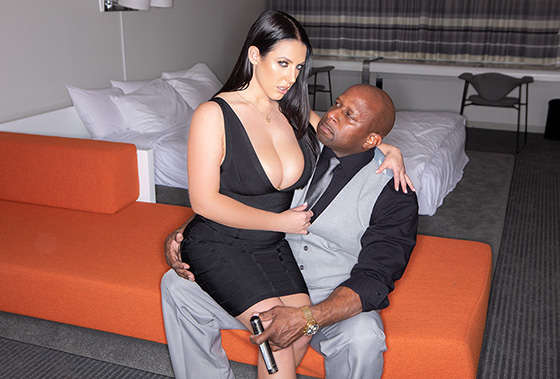 [JulesJordan] Angela White (Invites Prince Over For A Long Overdue Anal Excavation / 08.29.2020)
