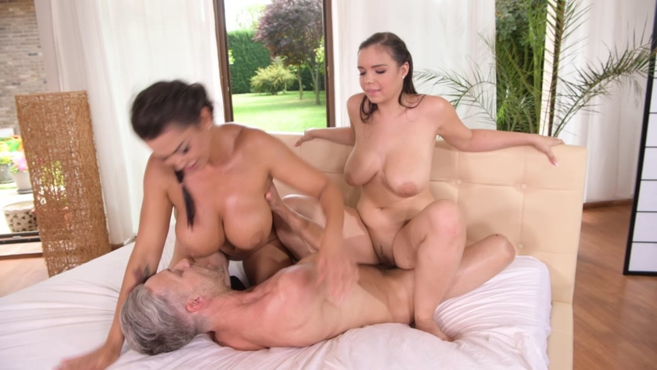 Busty Massage Beauties Sofia Lee & Chloe Lamour Fucked Hardcore For A Happy Ending (Chloe Lamour, Sofia Lee) [DDFNetwork]