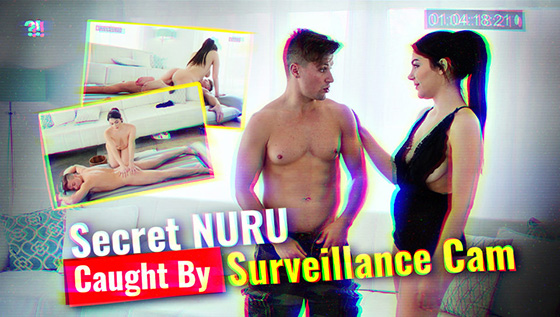 [NuruMassage] Valentina Nappi (Secret NURU Caught By Surveillance Cam / 09.04.2020)