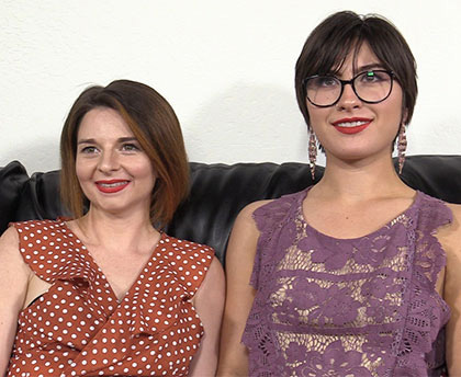 [BackroomCastingCouch] Angeline, Sophie (3way / 11.09.2020)