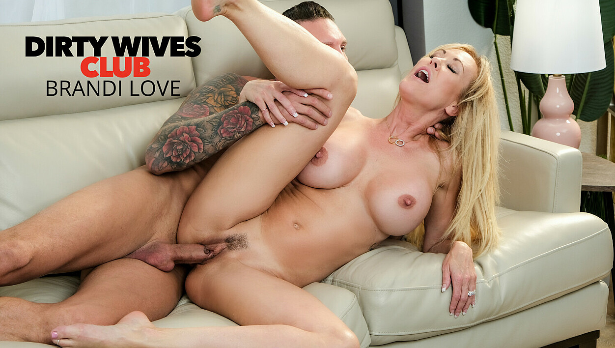[DirtyWivesClub] Brandi Love (Bombshell Brandi Love Is Thankful For Her Husband's Friend's Cock / 11.26.2020)