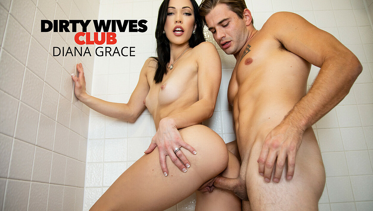 [DirtyWivesClub] Diana Grace, Nathan Bronson (Diana Grace Likes To Show Her Husband The Tricks Of Her Sex Working Job / 11.04.2020)