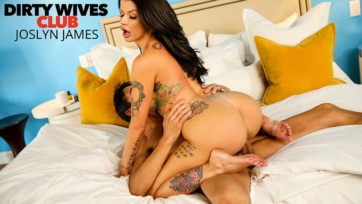 [DirtyWivesClub] Joslyn James, Tommy Gunn (Joslyn James Needs Service From The Handy Man / 11.28.2020)