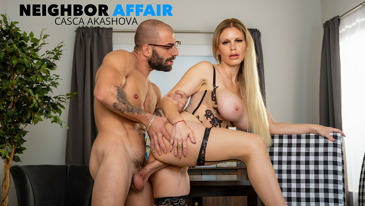 [NeighborAffair] Casca Akashova, Jason Moody (Casca Akashova, Beautiful Blonde Bombshell Gets A Big Thick Cock For Her MILF Pussy / 11.23.2020)