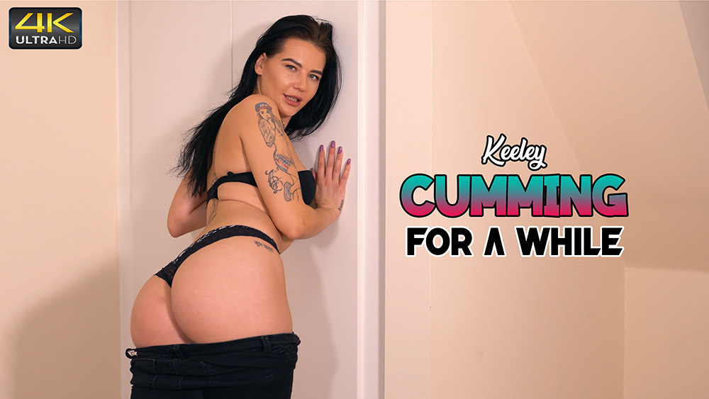 [WankitNow] Keeley (Cumming For A While / 12.27.2020)