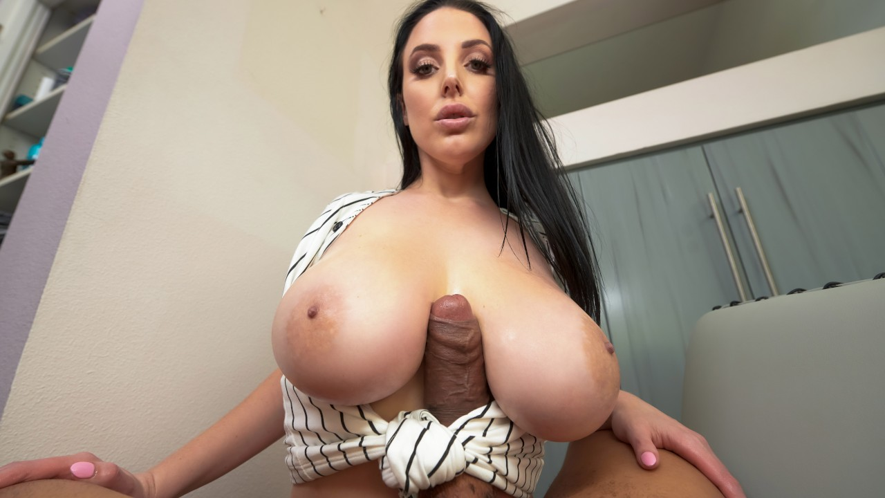 [RK Prime] AngelaWhite (It Fits My Tits Just Fine / 01.19.2021)