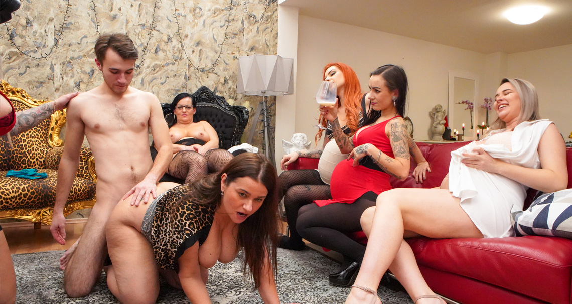 [FamilyScrew] Yvette, Inna, Nikki Dream, Lora, Jarushka Ross, Nicole Love, Mata Tato (Pregnants And Creampies Part 2 / 02.04.2021)
