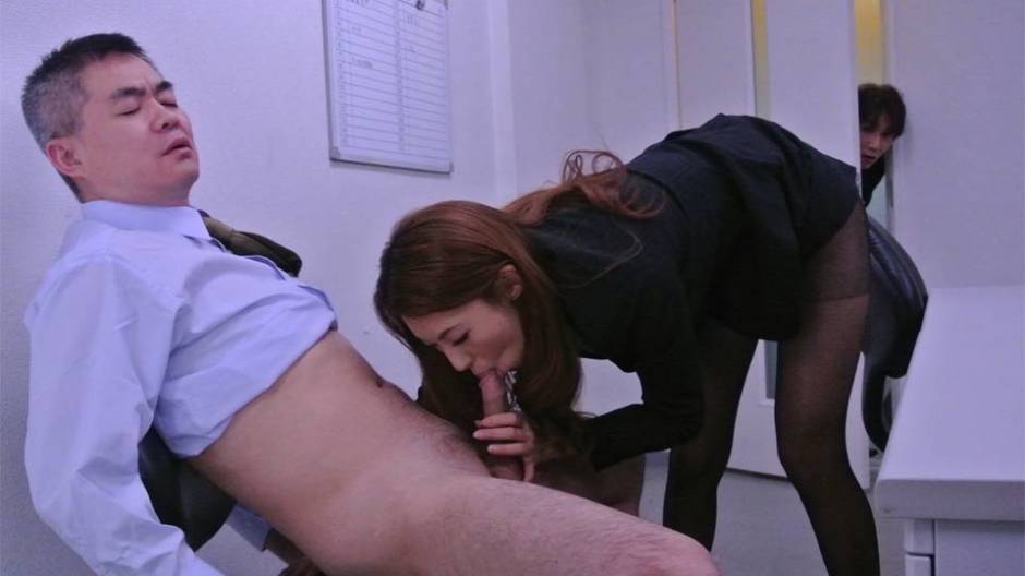 [NewOfficeLady] Mai Takizawa (Mai Takizawa Sucks Off Her Boss In The Office Today / 03.18.2021)