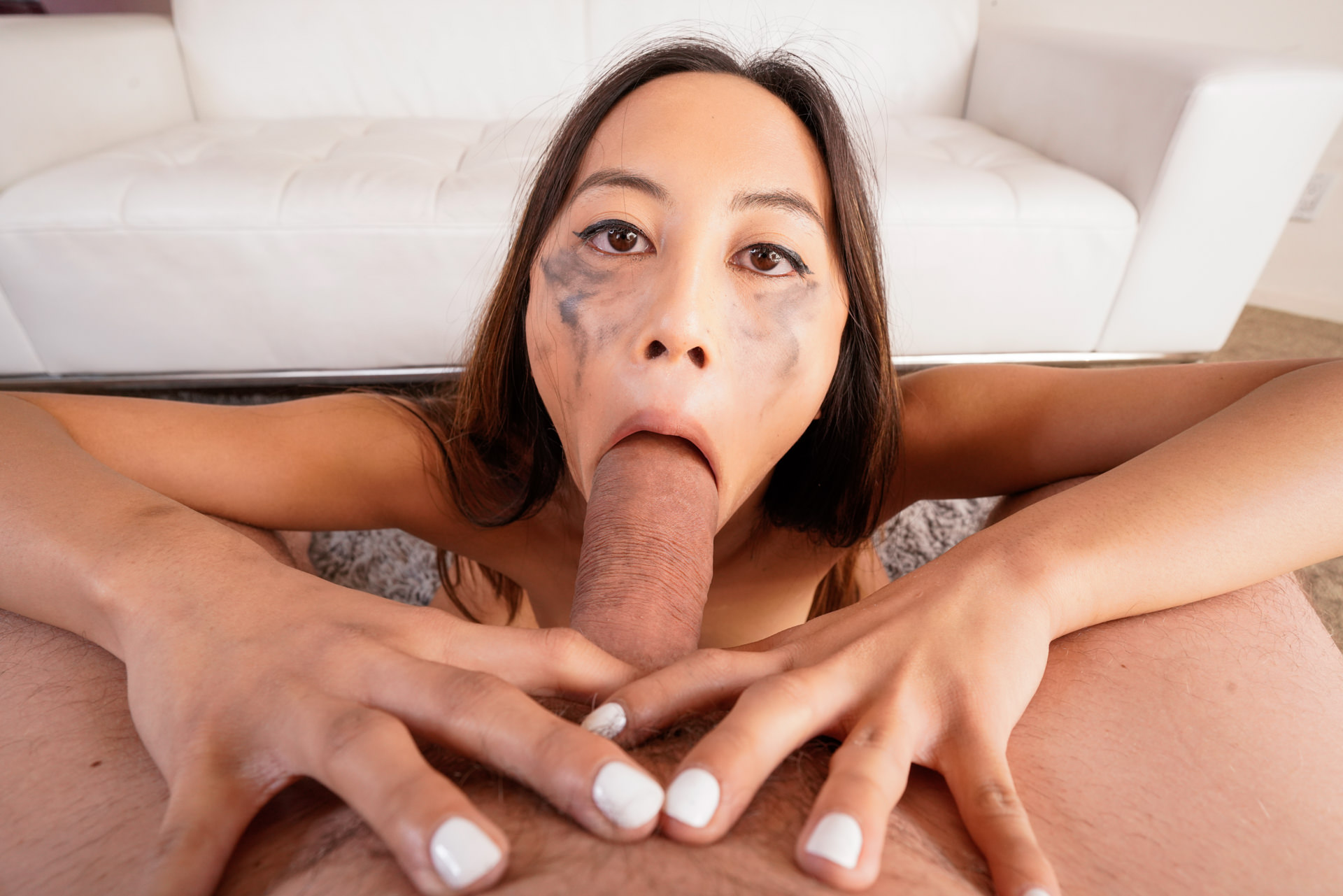 [Throated] Alexia Anders (Alexia's All In Blowjob / 04.16.2021)
