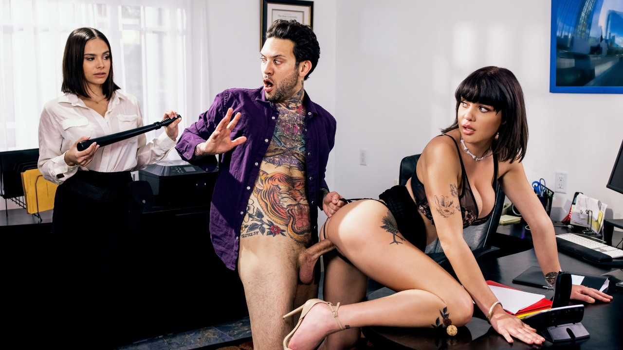 [DigitalPlayground] Violet Starr, Gabbie Carter (Influenced: Episode 4 / 05.17.2021)